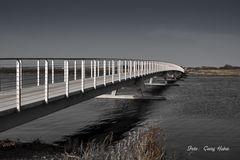 Brücke über den nördlichen Ringköbingfjord DK