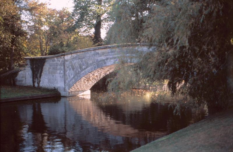 Brücke über die Cam1