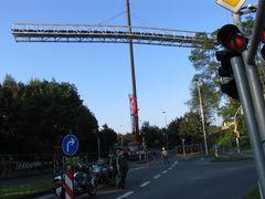 Brücke über die Carl-Ruß-Strasse