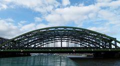 Brücke über die Norderelbe