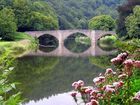Brücke über die Semois