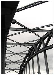 Brücke über die Weser in Rinteln