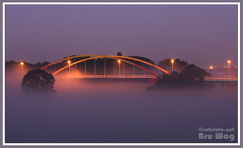 Brücke über´s Ungewisse