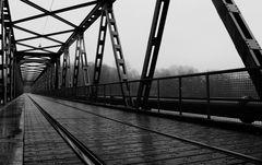 Brücke und Ferne