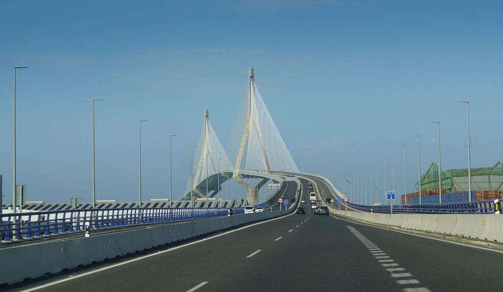 Brücke von Cadiz