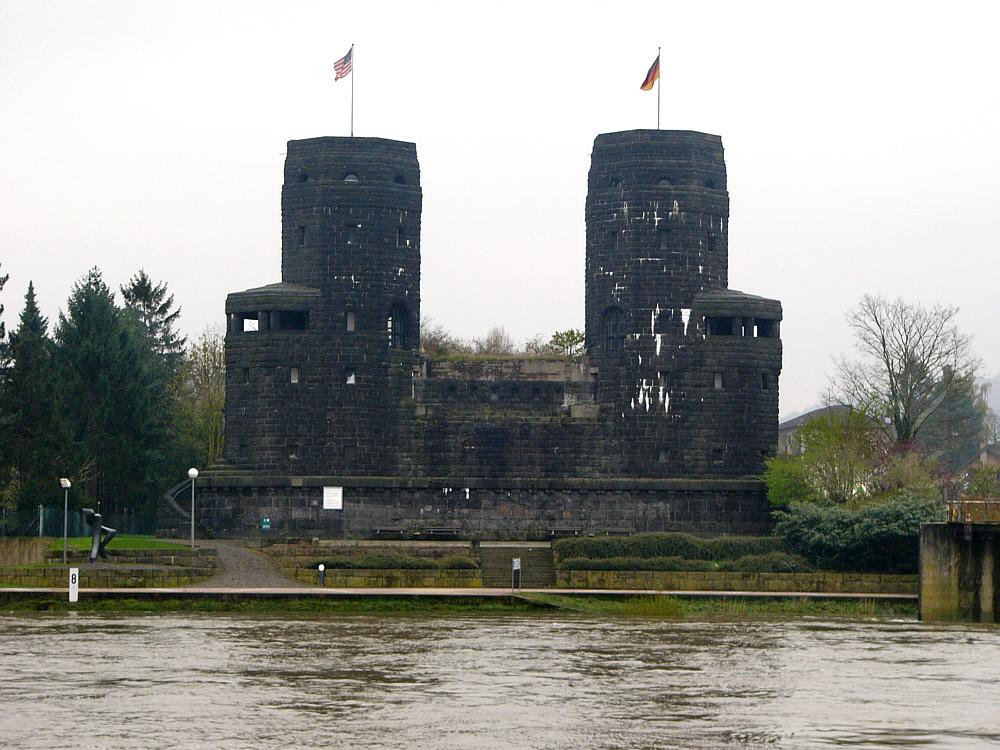 Brücke von Remagen ( Rest)