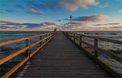 Brücke zum Horizont