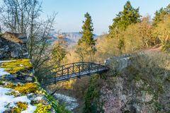 Brücke zur Altenbaumburg