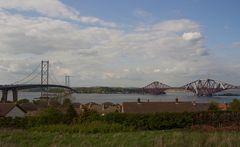 Brücken am Firth of Fourth