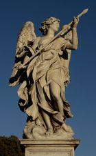 Brücken-Engel mit Speer