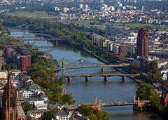 Brücken in Frankfurt am Main