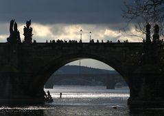 Brücken in Prag