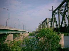 Brücken in The Pas