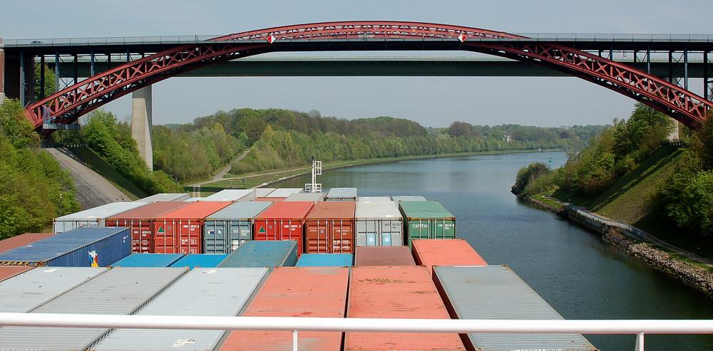Brücken sind auch nur Übergangslösungen