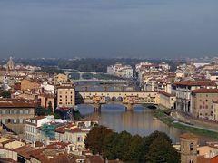 Brücken über den Arno