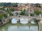 Brücken über den Tiber / Rom