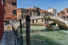 Brücken Venedigs