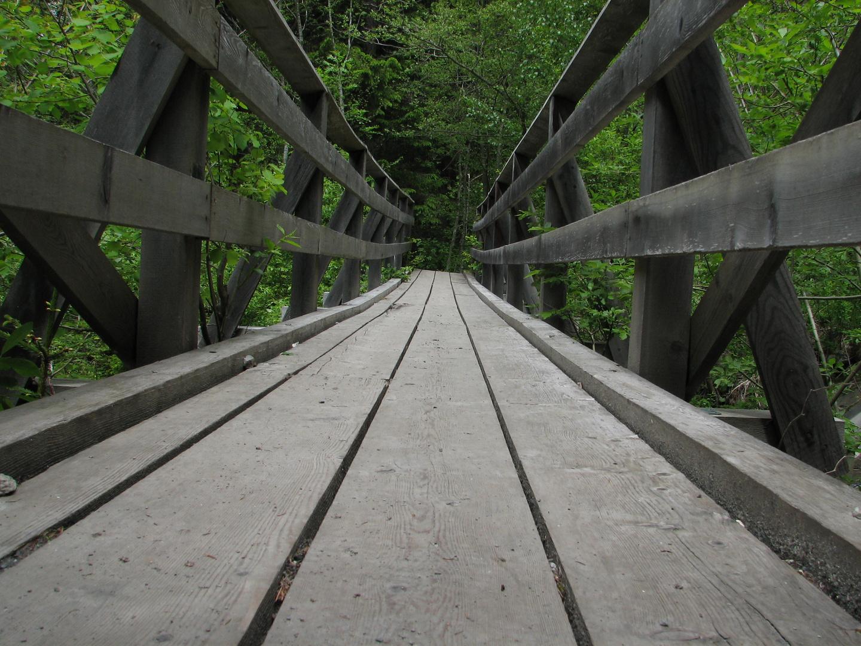 Brückenblick