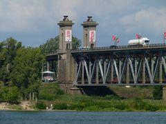 Brückenkopf der Brücke von Krementschug