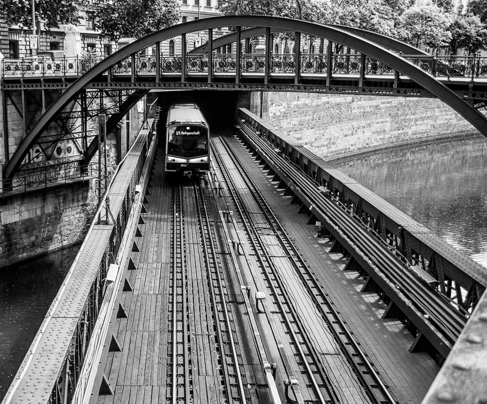 Brückenlandschaft
