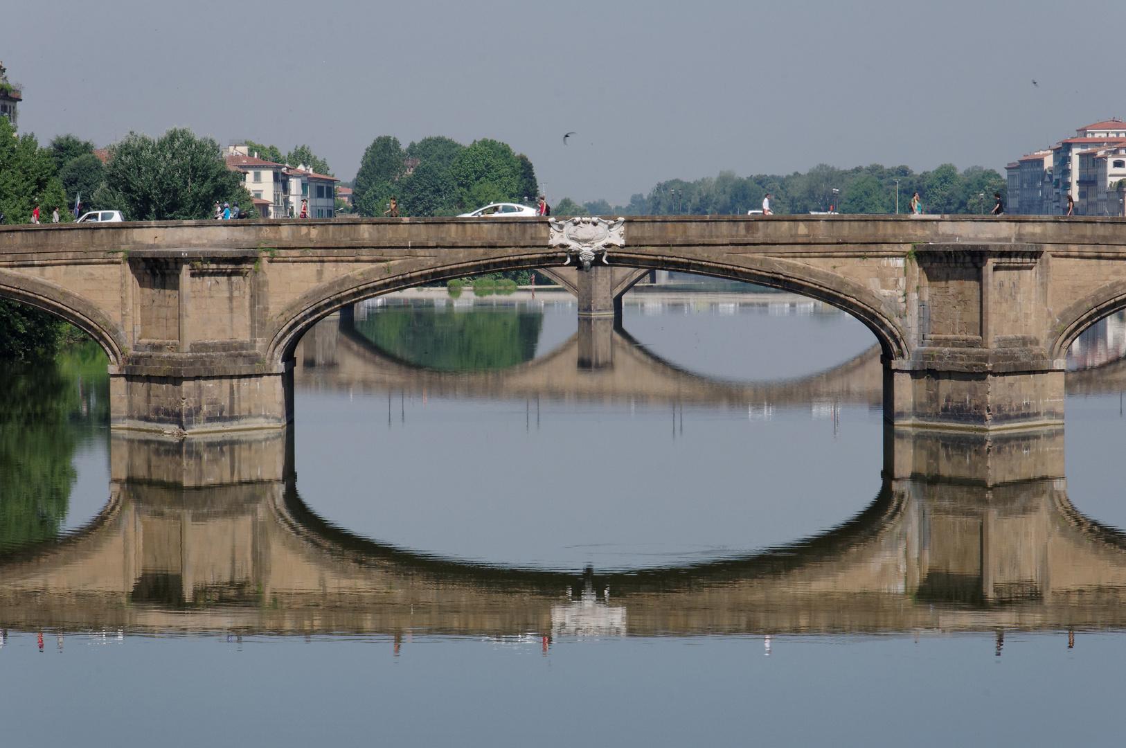 Brückenspiegelungen