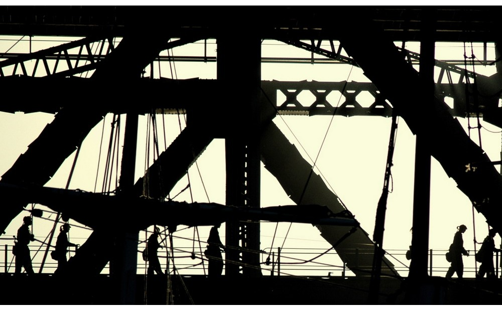 Brückenwanderer