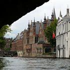 Brügge, Dijver canal