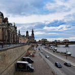 Brühlsche Terrassen, Dresden