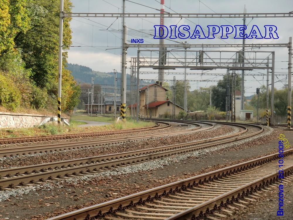 Brüsau - Disappear