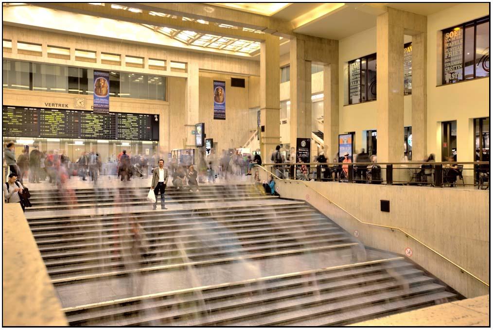 Brüssel Bahnhof