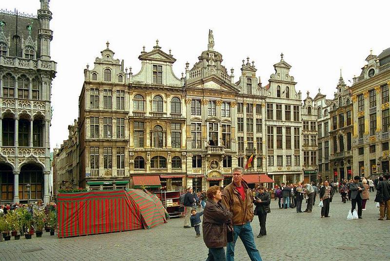 Brüssel - Centre