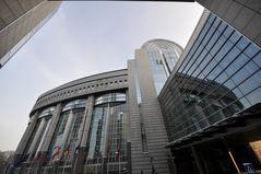 Brüssel . Europa-Parlament