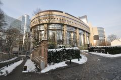 Brüssel .. Europa-Parlament