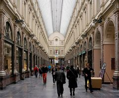 Brüssel - Galeries Royales Saint-Hubert