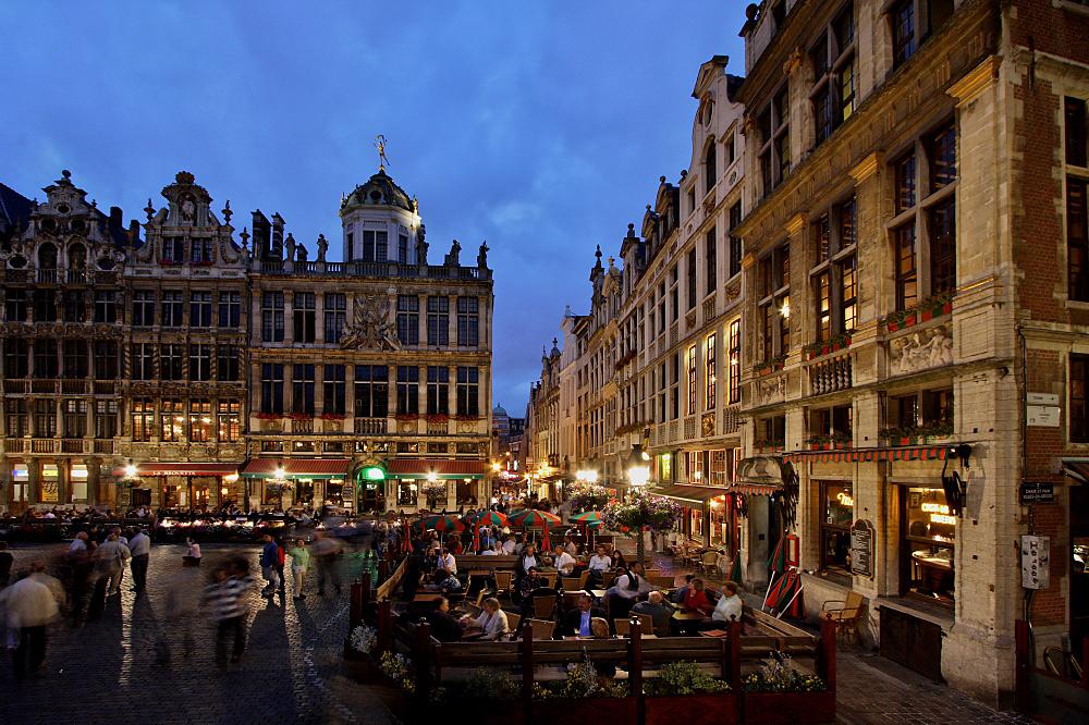 Brüssel -Grand Place