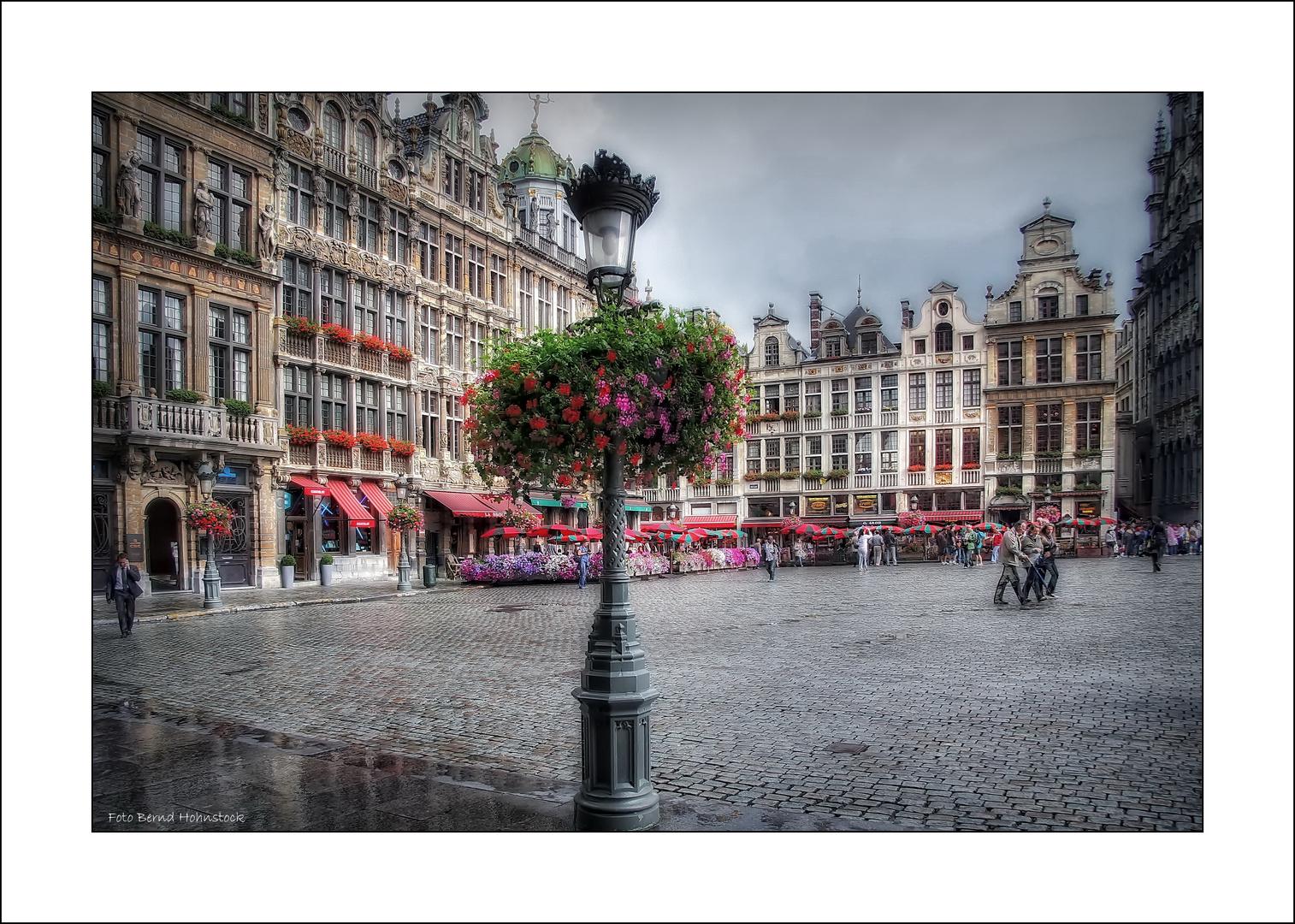 Brüssel ..... Grand-Place/Grote Markt