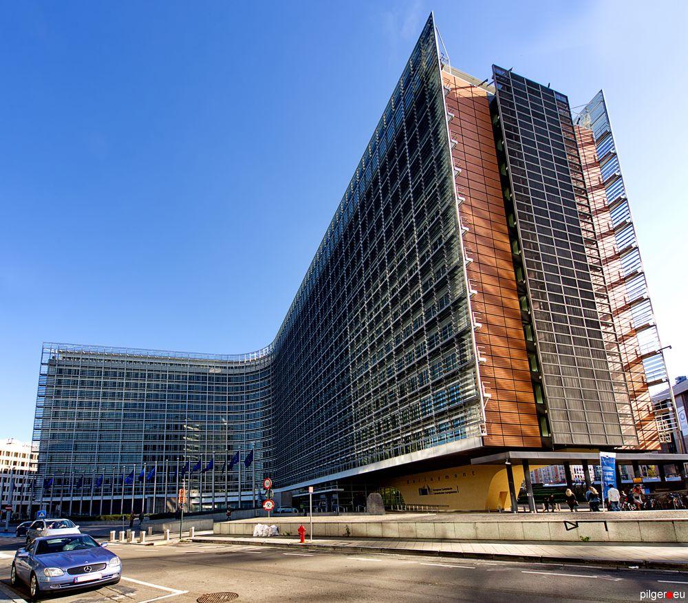 Brüssel - Hier werden Sie regiert