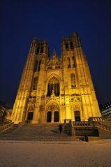Brüssel - Kathedrale
