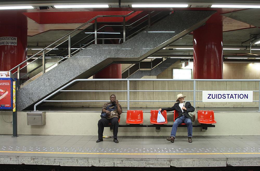 Brüssel Metro I