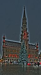 Brüssel Rathaus