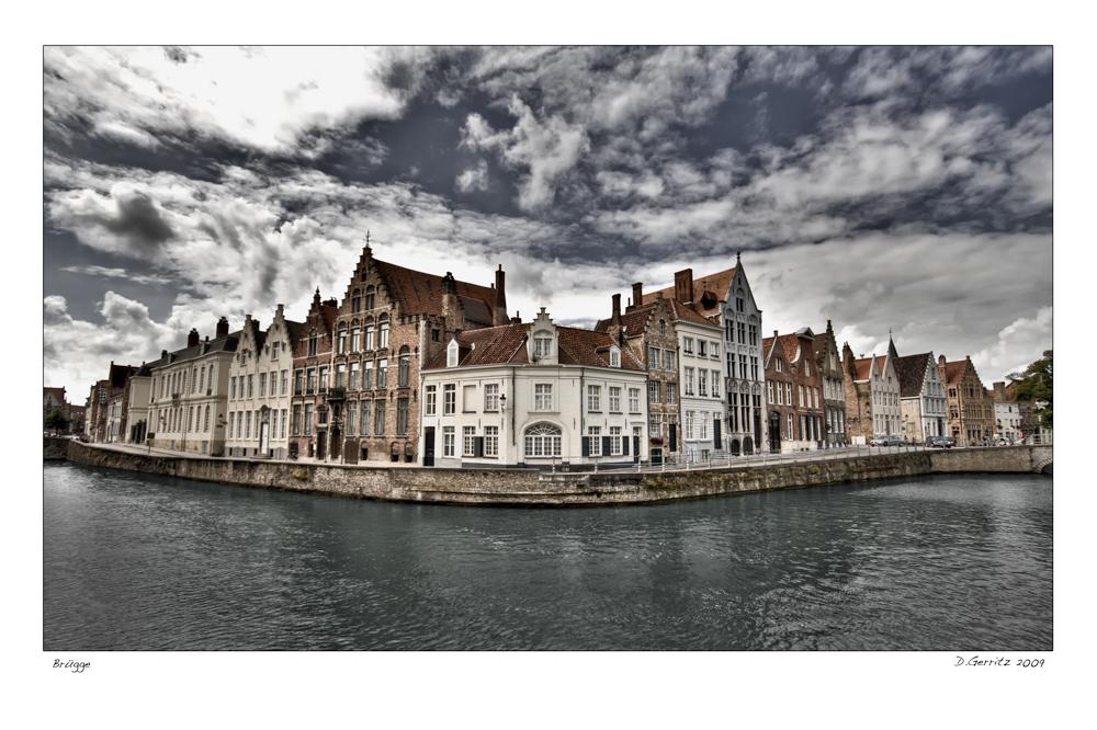 Bruges / Brügge in HDR