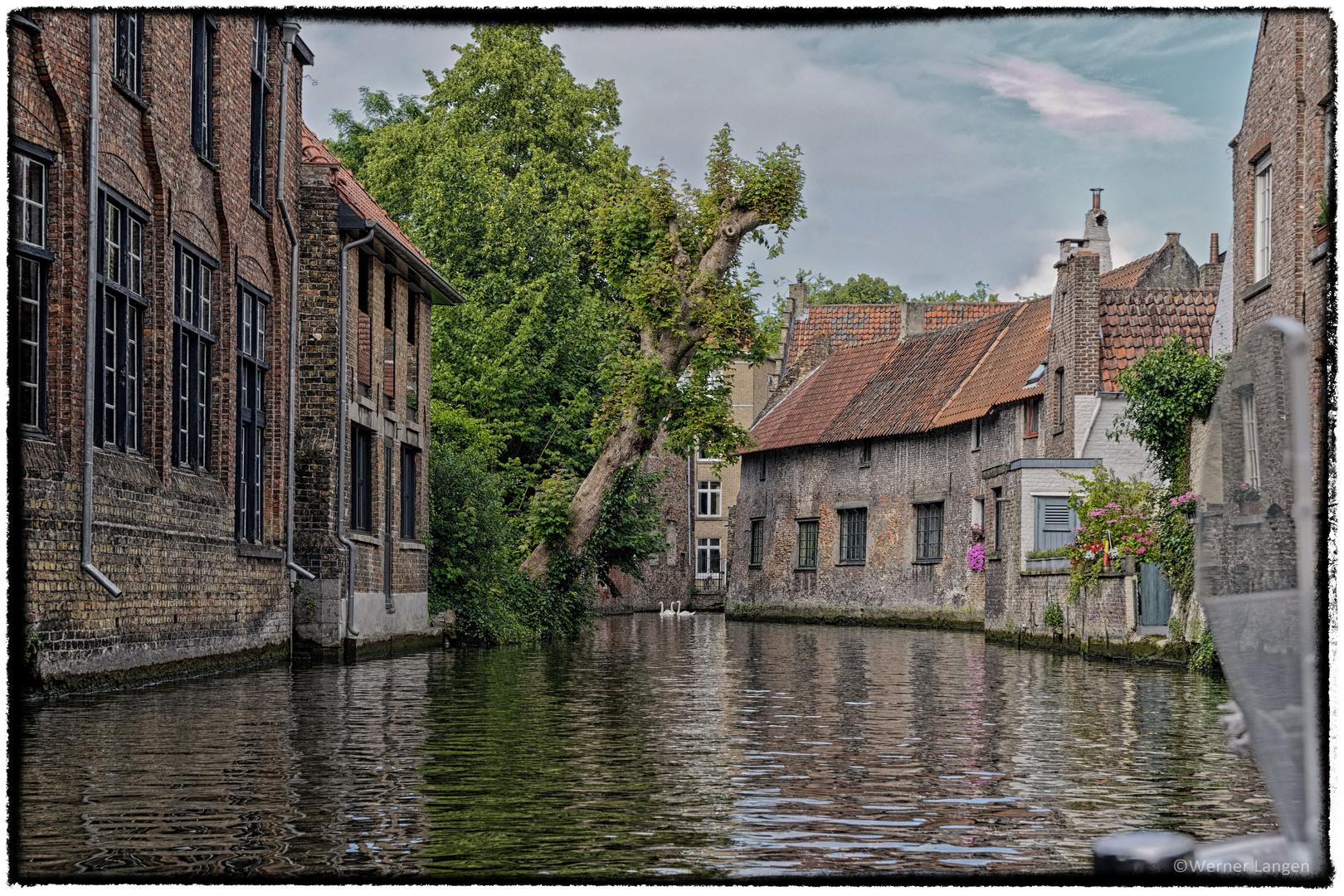 Brugge - Grachtenidyll...
