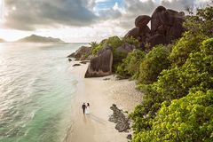 Bruiloft Seychellen