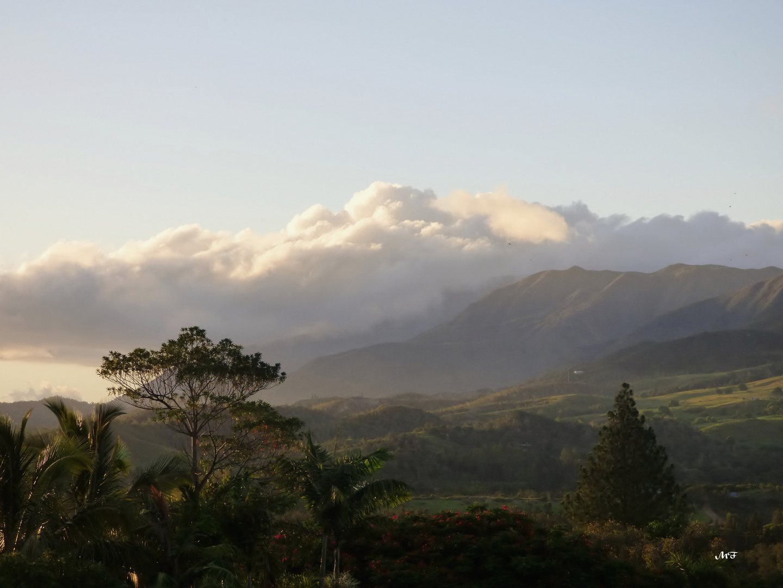 Brume sur les Monts Zumac