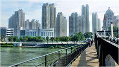 Brumes à Tianjin