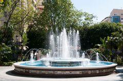 Brunnen Alameda in Marbella