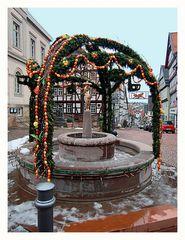 Brunnen am Markt