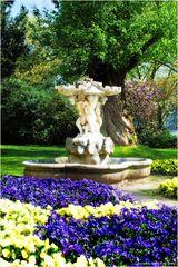 Brunnen am Rhein