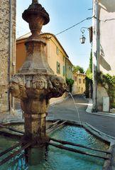 Brunnen der Provence