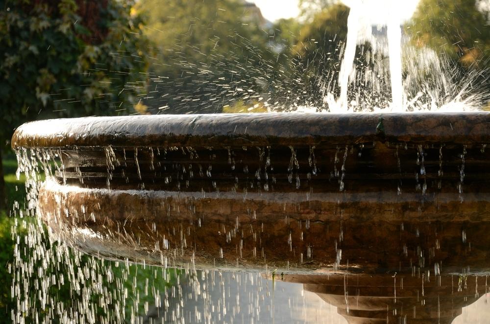 Brunnen im Hofgarten München